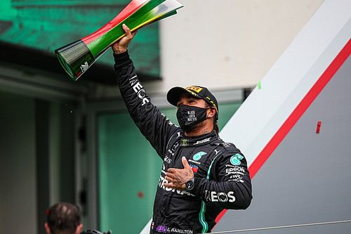 The surprise weakness Hamilton revealed in his Portugal win