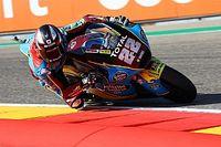 Moto2, Aragon: pole e record per Lowes, poi Bezzecchi e Diggia
