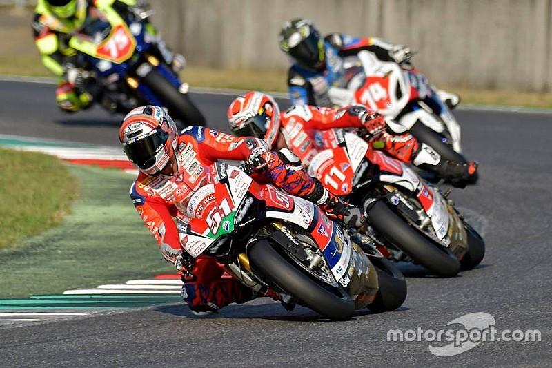 Pirro vince gara 1 al Mugello, ma Ferrari gli risponde ed è lui il leader