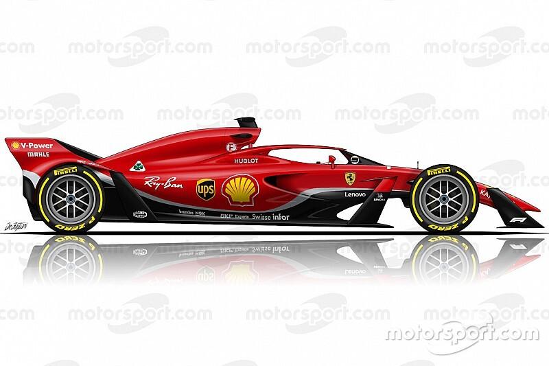 Концепції Ф1 2021 року не надто вражають – Ferrari