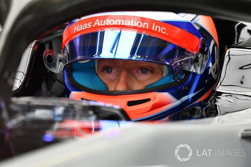 Grosjean necesita mantener un buen nivel para asegurarse el asiento en Haas