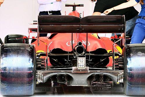 """F1: Ferrari tem resultados encorajadores em testes de motor """"super rápido"""""""