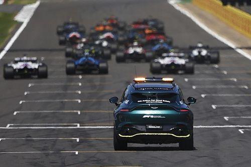 На старте спринта Mercedes ошиблась с температурой шин