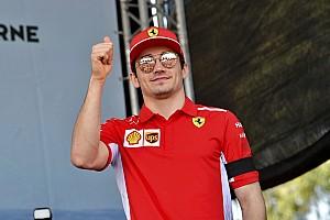 Leclerc carico per il Bahrain: