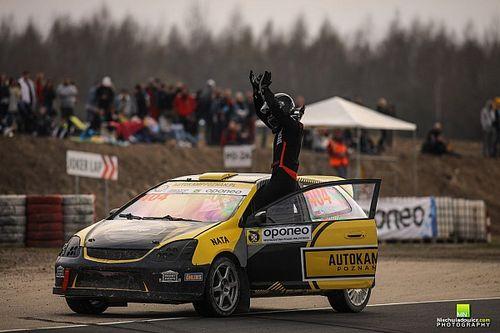 Litwinowicz w Euro RX