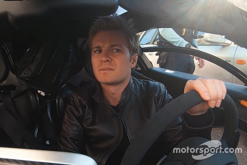 Nico Rosberg megijesztette a McLaren Sennát, de előtte igazoltatták