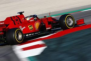 Vettel domina en el estreno de 2019 y Sainz acaba segundo con el McLaren