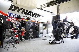 Fotostrecke: der Schweizer Aegerter, Lüthi und Forward Racing im Moto2-Test in Jerez.