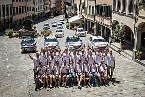 Peugeot Competition 40° anno: al Rally il Ciocco inizia il 208 Rally Cup Top