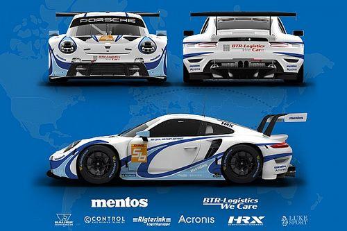 WEC: c'è Pera con Cairoli e Perfetti sulla Porsche di Project 1