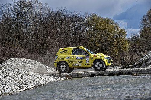 Suzuki in Sardegna alla conquista della Baja del Vermentino