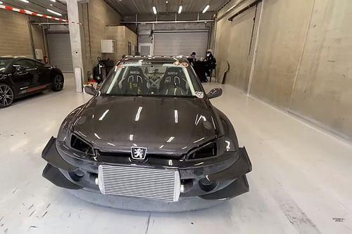 La Peugeot 106 de 670 ch qui traumatise des supercars