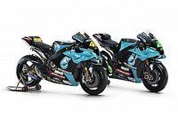 Fotogallery MotoGP: le Yamaha Petronas SRT di Rossi e Morbidelli