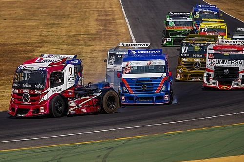 Copa Truck anuncia cobertura da Band a partir de 2021
