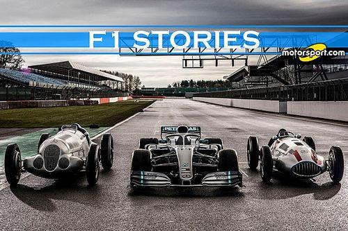 F1 Stories: Da Tyrrell a Mercedes, il filo inglese del destino