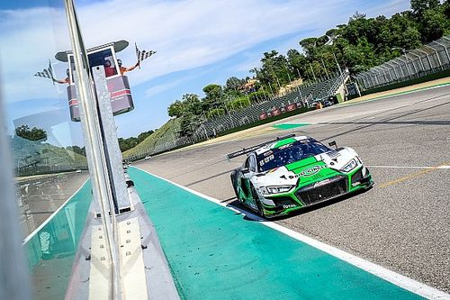 WRT Audi wins Imola GT World Challenge Europe opener