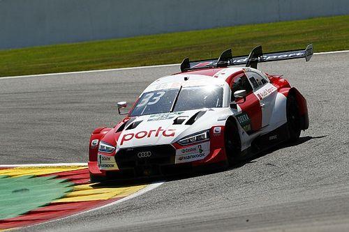 Rast wint tweede DTM-race op Spa, Frijns naar podium met P3