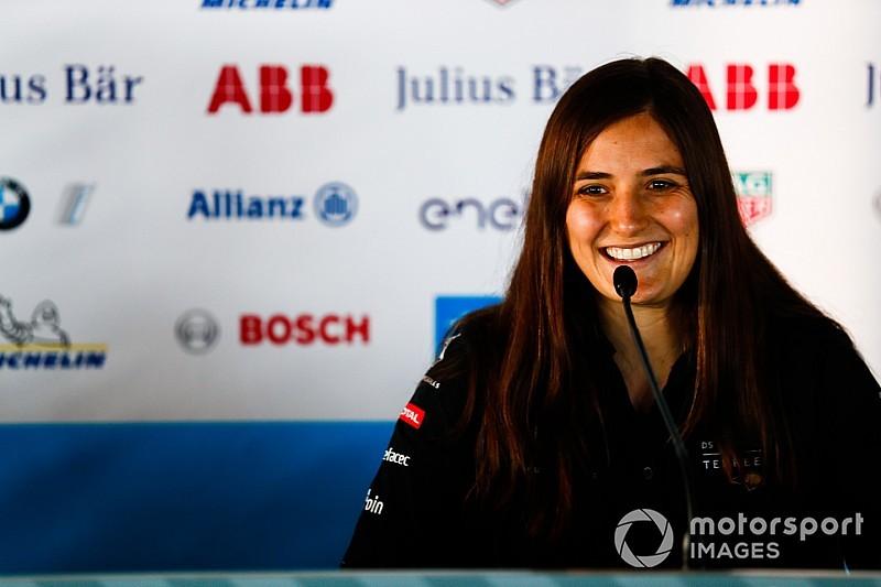 """Calderon """"elképesztően versenyképes"""" szektorokat futott a Formula E tesztjén"""