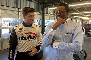Primeiro time liderado por africano anuncia temporada completa na NASCAR Cup