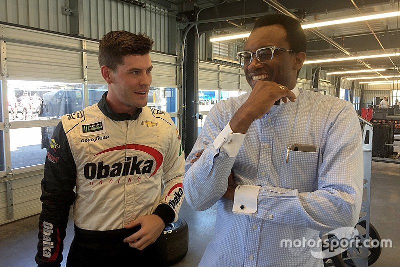 Obaika Racing competirá de tiempo completo en la Copa NASCAR de 2019