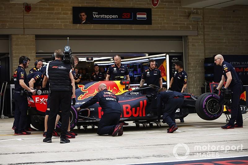 Ricciardo, sıralamalardan önce bordürlerden uzak durması konusunda uyarılmış