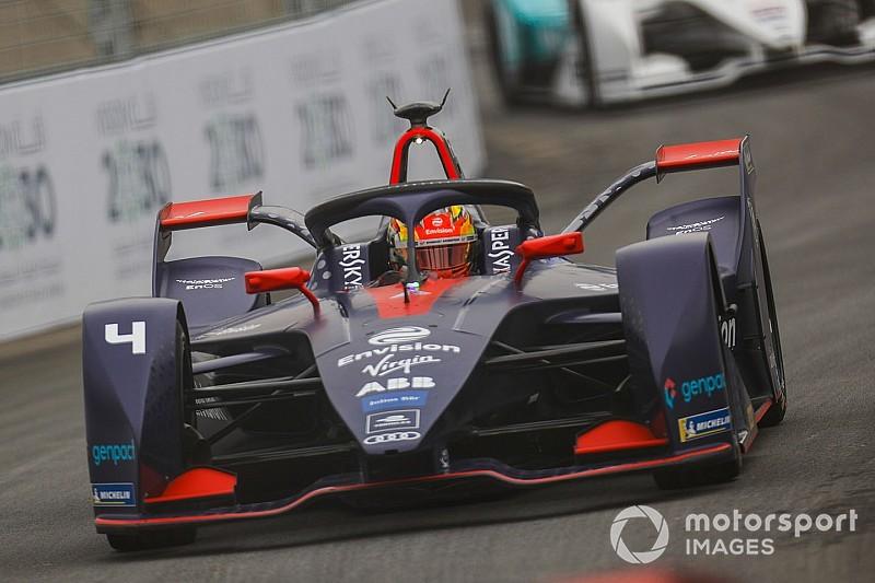 Frijns zet snelste neer in eerste training ePrix Marrakesh
