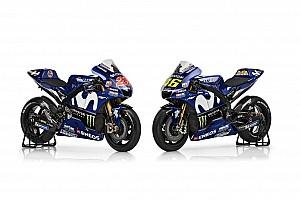 MotoGP Galería GALERÍA: la  Yamaha de MotoGP para 2018