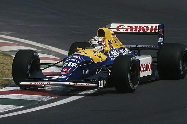 Galería: todos los Williams de Fórmula 1