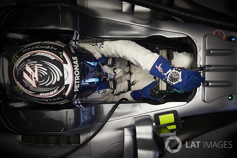 Боттас: Не треба недооцінювати Ferrari