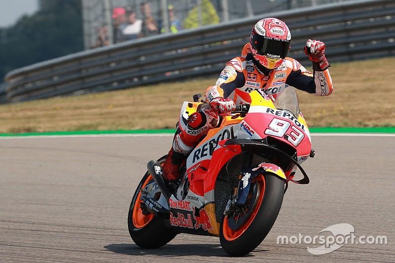 Marquez sadar akan hadapi balapan sulit