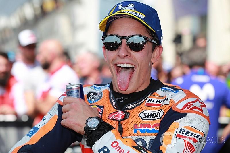 Kemenangan Le Mans pompa kepercayaan diri Marquez