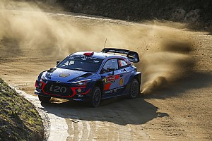 WRC Resumen de la etapa Sordo se pone primero tras el desastre de Toyota en Portugal