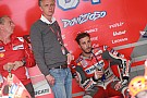 MotoGP Dovizioso rechaza la primera oferta de Ducati