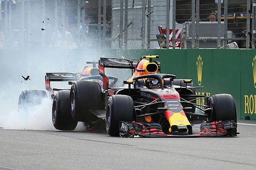 Ricciardo i rywalizacja z Verstappenem