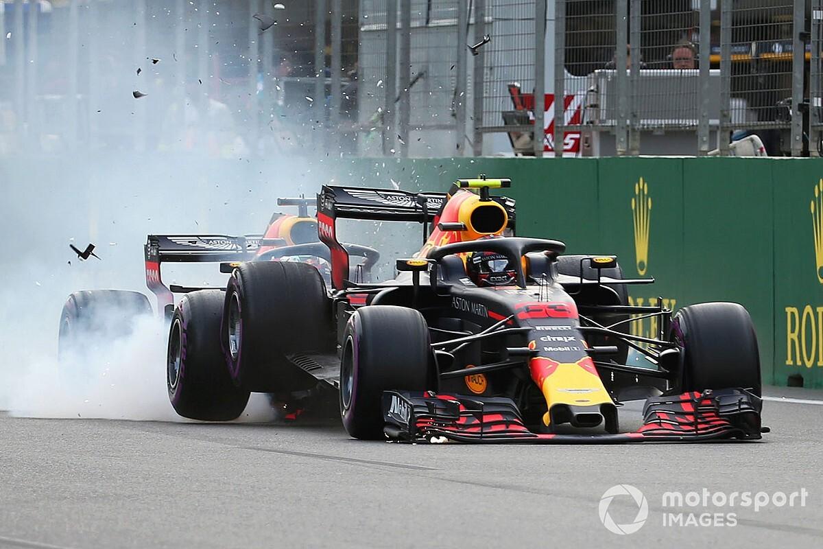 GALERÍA: Red Bull, su temporada 2018 en fotos