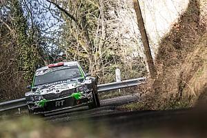 Rallye suisse Rapport d'étape Rallye Pays du Gier : Carron à la faute, Ballinari vainqueur