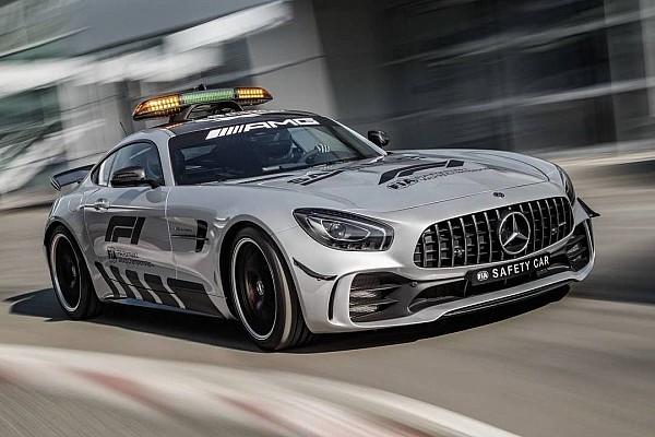 Formule 1 Actualités La F1 a un nouveau Safety Car!