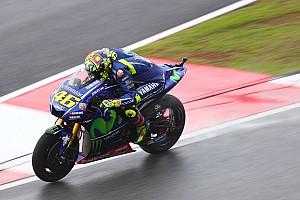 MotoGP Reporte de pruebas Rossi renace y Márquez elude la Q1 por los pelos