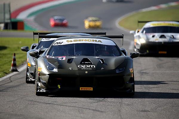 Ferrari Race report Ferrari World Finals: Prette wins second Asia-Pacific race