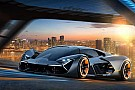 Auto À quand la première Lamborghini électrique?