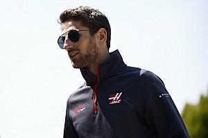 Forma-1 Interjú Rendberakta a Haas Grosjean fékjét, jöhetnek az eredmények a franciától is
