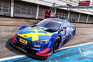 DTM Son dakika Ekström, DTM'de son bir