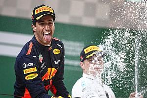 Formula 1 En iyiler listesi Galeri: Çin GP podyum kutlamaları