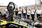 Formula 1 Renault marks Saudi female law change with F1 run