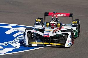 Formula E Prove libere Abt beffa Di Grassi nel secondo turno di libere in Marocco