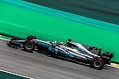 Mercedes envisage un concept de F1 plongeante pour 2018