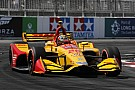 """IndyCar Hunter-Reay admits his Long Beach race was """"a complete nightmare"""""""