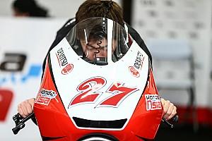 Moto2 速報ニュース 新生Team Asia始動。監督就任を悩み、決断した青山博一の『率先垂範』