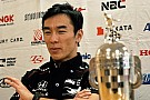 IndyCar 佐藤琢磨、最初のテストを終え開幕に期待「チャンピオンを狙っていく」
