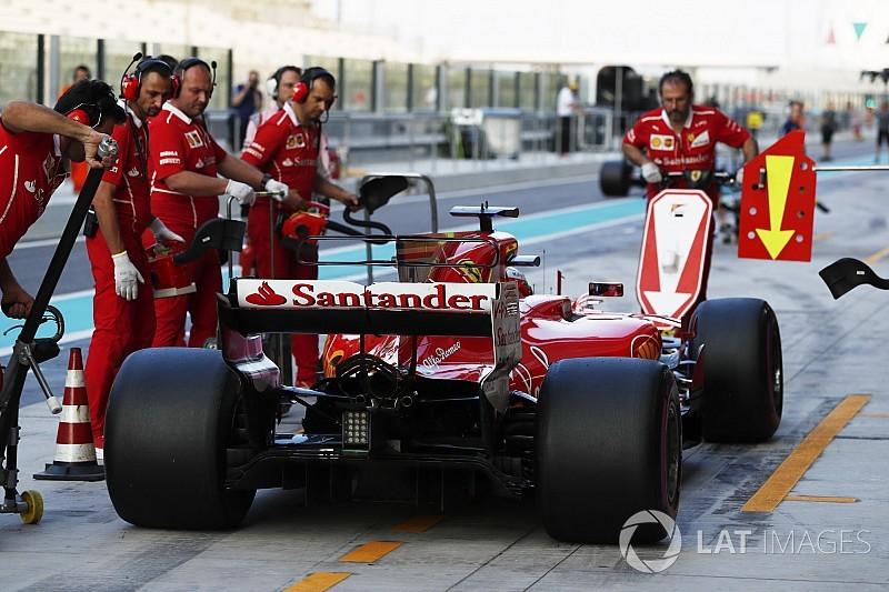 Por Champions League, Santander confirma saída da Ferrari